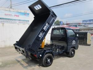Suzuki truck ben 500kg/Đại lý suzuki Trà Vinh/Xe ben dưới 1 tấn.