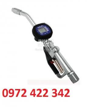 Đồng hồ đo dầu diesel, bơm dầu nhớt 24v, cò bơm định lượng