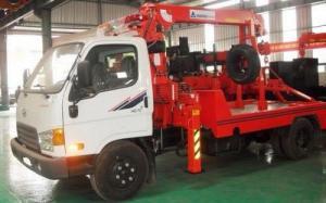 Xe tải thùng hd65 (2,5 tấn)