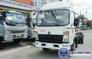Xe tải tmt 6t sinotruck giảm giá bán