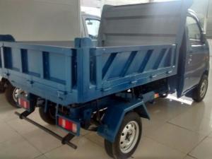Xe tải veam star ben 635kg  dưới 1 tấn