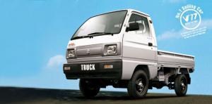"""Được khai sinh từ khái niệm """"công cụ chuyên chở chuyên nghiệp"""", xe tải Suzuki Super Carry  Truck được trang bị động cơ mạnh mẽ, hệ thống phun xăng điện tử đạt tiêu chuẩn khí thải EURO II giúp tiết kiệm nhiên liệu và bảo vệ môi trường. Bên cạnh đó, xe được thiết kế khung sườn chắc chắn và cabin rộng rãi."""