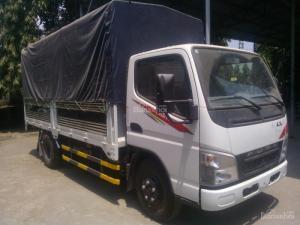 Xe tải Misubishi Fuso Canter 4.7 tải trọng...