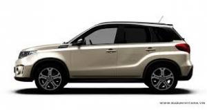 Suzuki Vitara 5 chỗ nhập khẩu châu Âu/Suzuki Hậu Giang/ Suzuki Bạc Liêu.