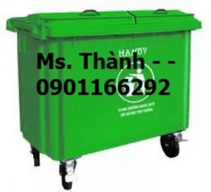 Thùng hdpe thùng rác công nghiệp đà nẵng