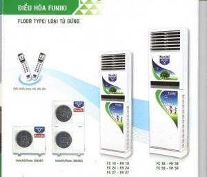 Máy lạnh tủ đứng Funiki - Máy lạnh tủ đứng chính hãng Việt Nam giá tốt sự lựa chọn cho văn phòng.