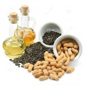 Máy ép được các loại hạt chứa dầu: lạc, đậu nành, hướng dương, mè...