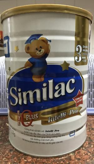Sữa bột Abbott Nutrition Similac IQ Pro 3 1.7 kg giá tốt. Giao hàng tận nơi trong vòng 24h nội thành tphcm.