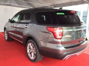 Bán xe Ford Explorer mới 2017 nhập khẩu nguyên chiếc Mỹ.