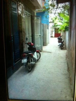 Nhà 4 tầng tại Mậu Lương, Hà Đông cần bán