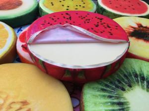 Gối trái cây,doraemon 3D.Gối ôm. Mẫu mới 100%