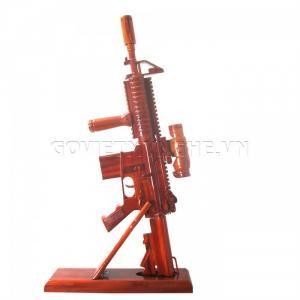 Gỗ Việt Mỹ Nghệ bán mô hình súng gỗ M16, mô...