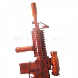 Mô Hình Súng Gỗ M4 Carbine