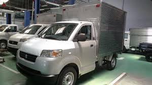 Suzuki pro thùng kín 615kg/Suzuki Sóc Trăng/Suzuki Bạc Liêu