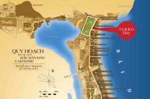 Vị trí đắc địa tại Golden bay Cam Ranh