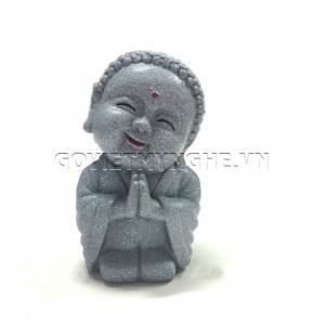 Tượng Đá Phật Cười