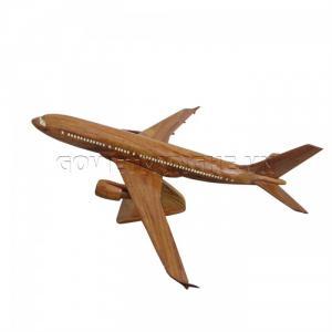 Mô hình Máy Bay Gỗ Airbus A310 (Size Nhỏ)