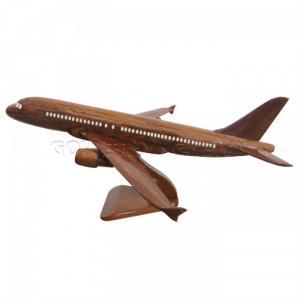 Mô hình Máy Bay Gỗ Boeing B737 (Size Lớn)