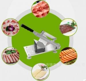 Lựa chọn máy thái lát thịt đông lạnh kinh tế? Máy thái thịt cầm tay ST200B cho quán lẩu nướng.