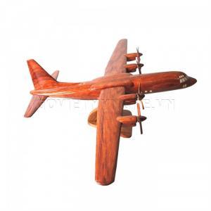 Mô Hình Máy Bay Gỗ LOCKHEED C-130 (Size Nhỏ)