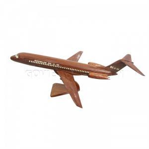 Mô hình Máy Bay Gỗ DOUGLAS DC-9 (Size Nhỏ)