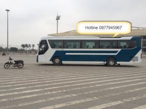 Chuyên bán xe khách 47 ghế và xe giường cao cấp Model 2017