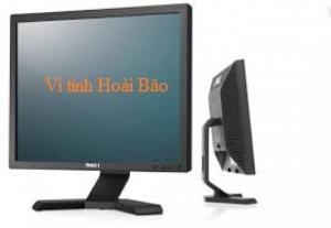 Bộ máy bàn giá rẻ Core i3, Main H81 có LCD 17