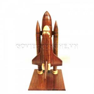 Mô hình gỗ phi thuyền Apollo