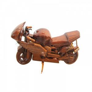 Mô hình xe gỗ Racing Bike