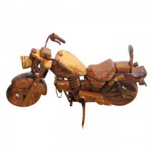Mô hình xe gỗ Husky 150