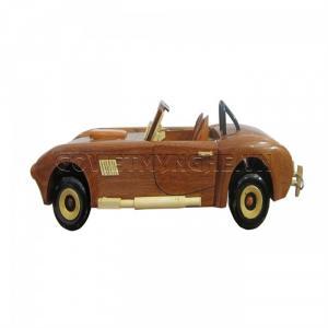 Mô hình xe gỗ Cobra
