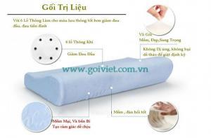 Gối ngủ thông minh phòng chống đau mỏi, thoái hóa cổ