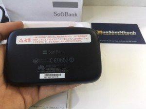 Bộ phát wifi Softbank Ultra Wifi 4G - Hàng chính hãng nội địa Nhật