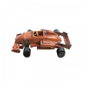 Mô hình xe đua gỗ Công Thức 1