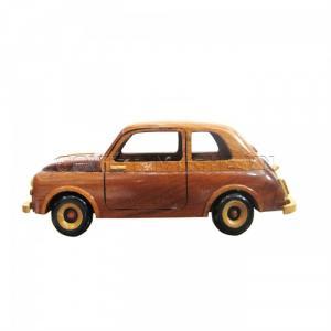 Mô hình xe gỗ Fiat 500