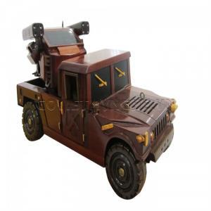 Mô hình xe gỗ Hummer Avenger