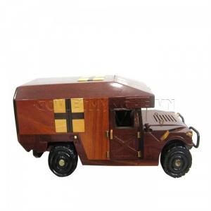 Mô hình xe gỗ Maxi Ambulance M997