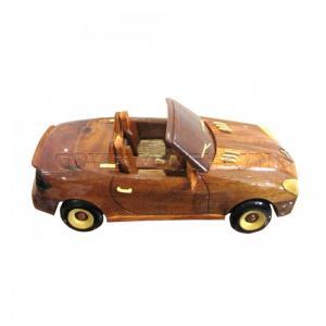 Mô hình xe gỗ Mercedes