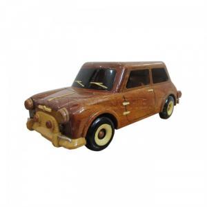 Mô hình xe Gỗ Mini Cooper