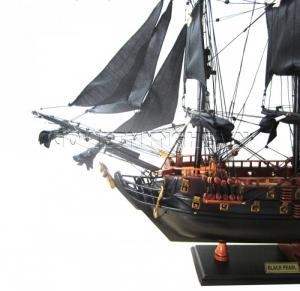 Mô Hình Thuyền Cướp Biển Black Pearl 87cm