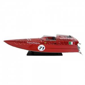 Tàu Mô Hình Ferrari Freccia Rossa 71 95cm-SKU-SPFE7195
