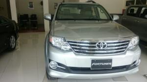 Toyota Fortuner 2016 Khuyến mãi trị giá 70TR trong tháng 11 & 12