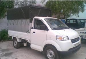 Suzuki Pro Tải Trọng 750Kg Ra Vào TP 24/24 Bao Gồm Giờ Cấm . Nhập Khẩu 100%