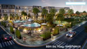 Bán Đất  Ngay góc ngã 5 đường Nguyễn Lương Bằng 500 triệu