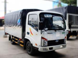 Xe tải VEAM VT201, tải trọng 2 tấn. ĐỜI 2016 THÙNG, MUI BẠT