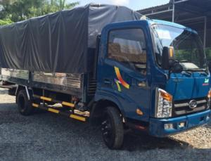 Xe tải veam hyundai 2.5 tấn thùng mui bạt