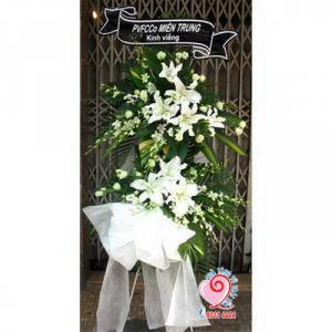 Đặt hoa tang lễ tại Thanh Hóa, giao hoa tang...