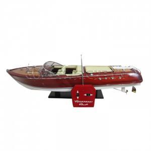 Tàu Mô Hình Riva Aquarama - Động Cơ - Điều Khiển 87cm