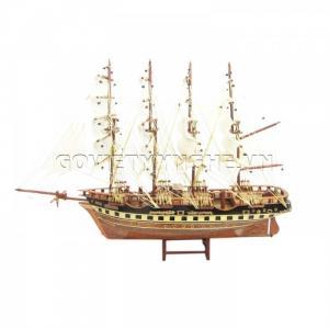 Mô Hình Thuyền Gỗ FRANCE II 60cm(Loại 1)-SKU-THF2D60