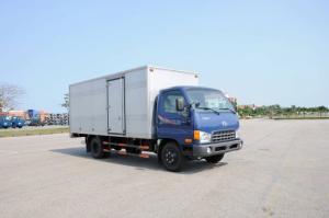 Giá xe tải 5 tấn hyundai tại hải phòng